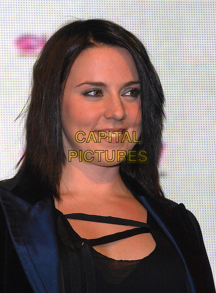 """MELANIE CHISHOLM - MEL C.at HMV music store to promote her new single """"Here It Come's again"""".www.capitalpictures.com.sales@capitalpictures.com.© Capital Pictures"""