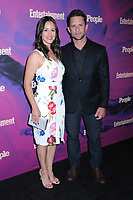 13 May 2019 - New York, New York - Melissa Fumero and David Fumero at the Entertainment Weekly & People New York Upfronts Celebration at Union Park in Flat Iron.   <br /> CAP/ADM/LJ<br /> ©LJ/ADM/Capital Pictures