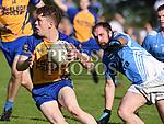 Newtown Blues Niall Costello Kilkerley Emmets Daniel McKeown. Photo:Colin Bell/pressphotos.ie