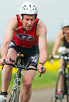 09 MAY 2010 - GRENDON, GBR - Paul Haxell - Grendon Triathlon (PHOTO (C) NIGEL FARROW)