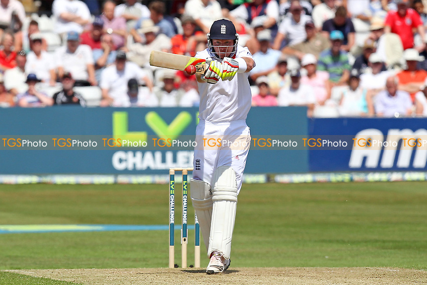 Ian Bell in batting action for England - Essex CCC vs England - LV Challenge Match at the Essex County Ground, Chelmsford - 30/06/13 - MANDATORY CREDIT: Gavin Ellis/TGSPHOTO - Self billing applies where appropriate - 0845 094 6026 - contact@tgsphoto.co.uk - NO UNPAID USE