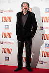 "Antonio Dechent attends to the premiere of the spanish film ""Toro"" at Kinepolis Cinemas in Madrid. April 20, 2016. (ALTERPHOTOS/Borja B.Hojas)"