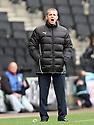 Stevenage manager Gary Smith. MK Dons v Stevenage - npower League 1 - Stadium MK,  Milton Keynes - 20th October, 2012. © Kevin Coleman 2012