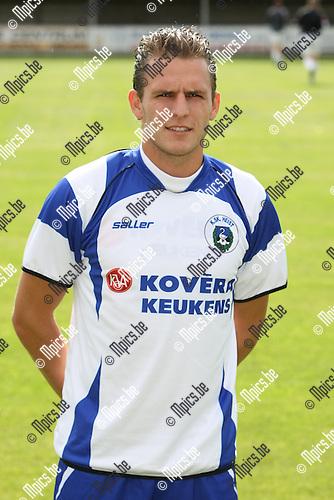 2009-07-19 / voetbal / seizoen 2009-2010 / KSK Heist / Sven Van Vlasselaer..Foto: Maarten Straetemans (SMB)
