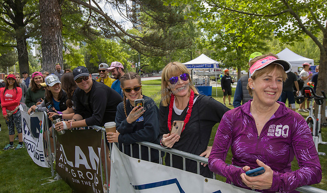 The 2019 Reno Tahoe Odyssey start at Wingfield park in Reno on May 31, 2019.
