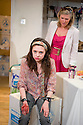 Tusk Tusk by Polly Stenham,directed by Jeremy Herrin.With Bel Powley as Maggie,Caroline Harker as Katie.Opens at The Jerwood Upstairs at The Royal Court Theatre on 1/4/09.  Credit Geraint Lewis