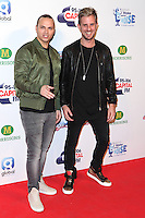 Sigma attending the Capital Radio Jingle Bell Ball 2014, at the O2, London. 07/12/2014 Picture by: Alexandra Glen / Featureflash