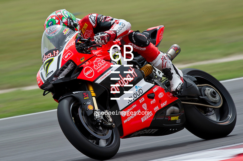 2016 FIM Superbike World Championship, Round 08, Misano, Italy, 16-19 June 2016, Chaz Davies, Ducati