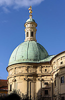Mausoleum beim Dom, Graz, Steiermark, &Ouml;sterreich, UNESCO-Weltkulturerbe<br /> Mausoleum near cathedral, Graz, Styria, Austria, heritage site