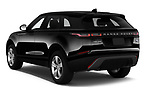 Car pictures of rear three quarter view of 2020 Land Rover Range-Rover-Velar S 5 Door SUV Angular Rear