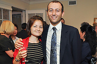 Turkish Consulate reception for Memorial Hermann's Dr. Atila Ertan