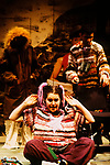 Graeae Theatre Company and Unicorn Theatre for Children;<br /> DIARY OF AN ACTION MAN by Kenny<br /> Cherylee Houston;<br /> Amit Sharma;<br /> 12 February 2003