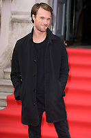 "Hugh Skinner<br /> arriving for the premiere of ""The Wife"" at Somerset House, London<br /> <br /> ©Ash Knotek  D3418  09/08/2018"