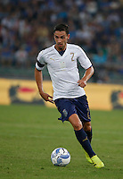 Mattia de Sciglio  during the  friendly  soccer match,between Italy  and  France   at  the San  Nicola   stadium in Bari Italy , September 01, 2016<br /> <br /> amichevole di calcio tra le nazionali di Italia e Francia