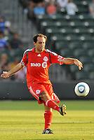 Nick LaBrocca...Kansas City Wizards defeated Toronto FC 1-0 at Community America Ballpark, Kansas City, Kansas.