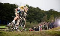 Tom Meeusen (BEL/Telenet-Fidea)<br /> <br /> GP Mario De Clercq 2014<br /> Hotond Cross<br /> CX BPost Bank Trofee - Ronse