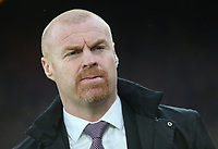 Burnley manager Sean Dyche <br /> <br /> Photographer Rob Newell/CameraSport<br /> <br /> The Premier League - Saturday 1st December 2018 - Crystal Palace v Burnley - Selhurst Park - London<br /> <br /> World Copyright &copy; 2018 CameraSport. All rights reserved. 43 Linden Ave. Countesthorpe. Leicester. England. LE8 5PG - Tel: +44 (0) 116 277 4147 - admin@camerasport.com - www.camerasport.com