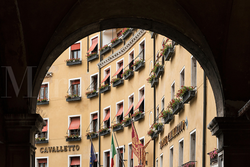 Hotel Cavalletto, Venice, Italy