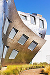 Frank Gehry's Lou Ruvo Brain Center, Las Vegas, Nevada.