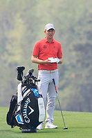 Marcel Siem (GER) in action during the final round of the Volvo China Open played at Topwin Golf and Country Club, Huairou, Beijing, China 26-29 April 2018.<br /> 29/04/2018.<br /> Picture: Golffile | Phil Inglis<br /> <br /> <br /> All photo usage must carry mandatory copyright credit (&copy; Golffile | Phil Inglis)