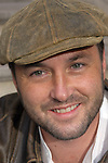 Irish author Colum McCann. Paris, september 13, 2004 - © Ulf Andersen