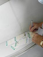 ATENÇÃO EDITOR: FOTO EMBARGADA PARA VEÍCULOS INTERNACIONAIS. - SÃO PAULO - SP -  DE 28 DEZEMBRO 2012. MEGASENA da VIRADA, movimentação. FOTO: MAURICIO CAMARGO / BRAZIL PHOTO PRESS.