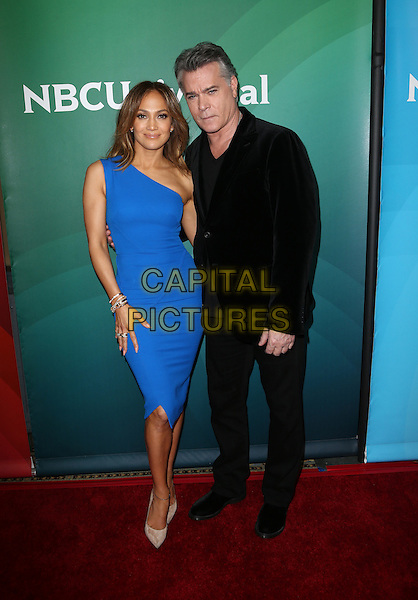 Pasadena, CA - January 13: Jennifer Lopez, Ray Liotta Attending 2016 Winter TCA Tour - NBCUniversal Press Tour At The Langham Hotel  California on January 13, 2015. <br /> CAP/MPI/FS<br /> &copy;FS/MPI/Capital Pictures