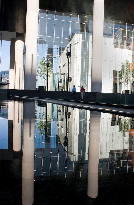 Central de Arquitectos Officies, Santa Fe, Mexico City.