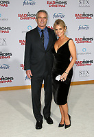 WESTWOOD, CA - OCTOBER 30: Robert F. Kennedy, Jr., Cheryl Hines, at Premiere Of STX Entertainment's 'A Bad Moms Christmas' At The Regency Village Theatre in Westwood, California on October 30, 2017. Credit: Faye Sadou/MediaPunch