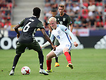 England's Will Hughes in action during the UEFA Under 21 Semi Final at the Stadion Miejski Tychy in Tychy. Picture date 27th June 2017. Picture credit should read: David Klein/Sportimage