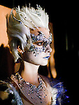English National Ballet. Snow Queen. World Premiere. Choreographer: Michael Corder. Watching from the wings.