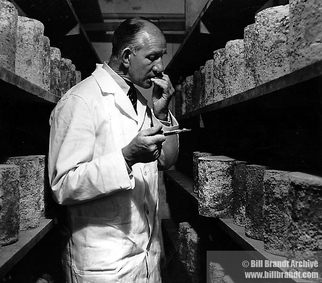 Stilton cheese taster, 1940s