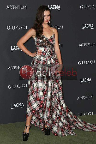 Maya Henry<br /> at the 2016 LACMA Art +  Film Gala, LACMA, Los Angeles, CA 10-29-16<br /> David Edwards/DailyCeleb.com 818-249-4998