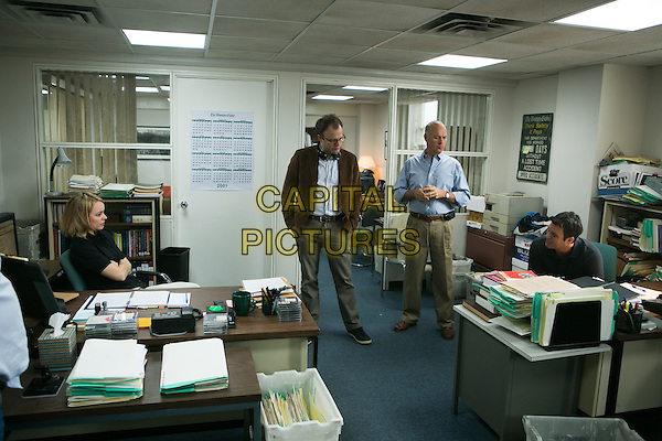 Spotlight (2015)<br /> Rachel McAdams, Michael Keaton, Mark Ruffalo<br /> *Filmstill - Editorial Use Only*<br /> CAP/KFS<br /> Image supplied by Capital Pictures
