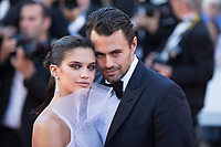 Oliver Ripley, Sara Sampaio at the 120 Beats Per Minute (120 Battements Par Minute)  premiere for at the 70th Festival de Cannes.<br /> May 20, 2017  Cannes, France<br /> Picture: Kristina Afanasyeva / Featureflash
