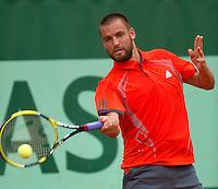 31-05-12, France, Paris, Tennis, Roland Garros, Mikhail Youzhny