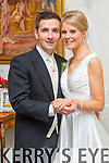 Eileen Collins, Clonakilty, daughter of Tom and Kay Collins, and Ciaran Collins, Dunmanway, son of Patjoe and Noreen Collins, were married at St. Finbarr's  Church, Gougane Barra by Fr. Collins on Friday 2nd January 2015 with a reception at Ballyseede Castle Hotel