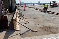 Boathouse at Canal Dock Phase II   State Project #92-570/92-674 Construction Progress Photo Documentation No. 08 on 21 February 2017. Image No. 07
