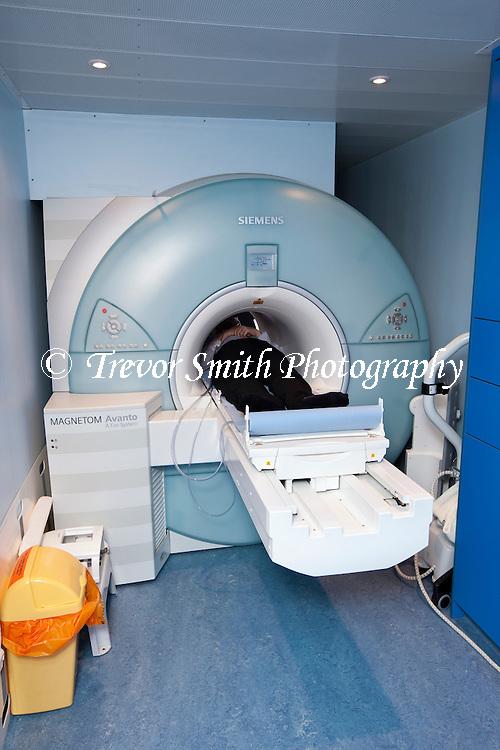 Mobile MRI Scanner