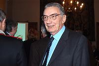 18 GEN 2003  Milano: Gerardo D&rsquo;Ambrosio giudice, procuratore di Milano partecip&ograve; al pool Mani Pulite.<br /> Gerardo D'Ambrosio judge, prosecutor in Milan participated in the pool Clean Hands