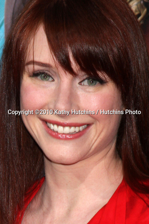 "Bryce Dallas Howard.arrives at ""The Losers"" Premiere.Grauman's Chinese Theater.Los Angeles, CA.April 20, 2010.©2010 Kathy Hutchins / Hutchins Photo..."