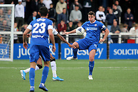 Anthony Gerrard of Chesterfield in action during Bromley vs Chesterfield, Vanarama National League Football at the H2T Group Stadium on 7th September 2019