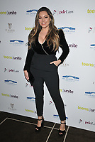 LONDON, ENGLAND - NOVEMBER 29: Kelly Brook at the Teens Unite: Tales Untold charity gala, Rosewood London, High Holborn on Friday 29 November 2019 in London, England, UK. <br /> CAP/CAN<br /> ©CAN/Capital Pictures