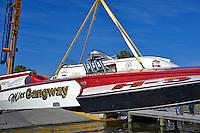 "H-6 ""Miss Gangway"" (1973 Lauterbach 7 Litre Div. I hydroplane)"