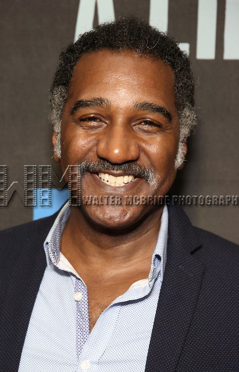 """Norm Lewis attends the Broadway Opening Night performance of """"Sea Wall / A Life"""" at the Hudson Theatre on August 08, 2019 in New York City."""