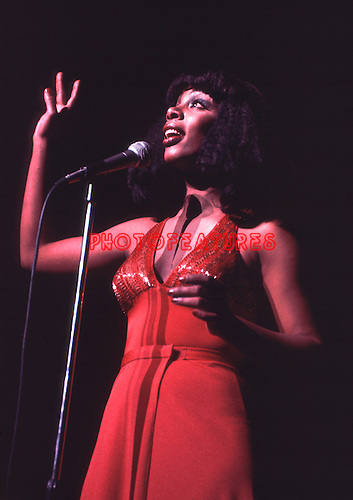 Donna Summer 1970's