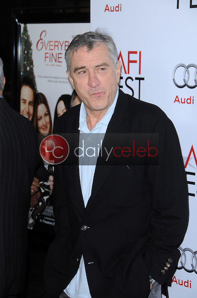 Robert De Niro<br />