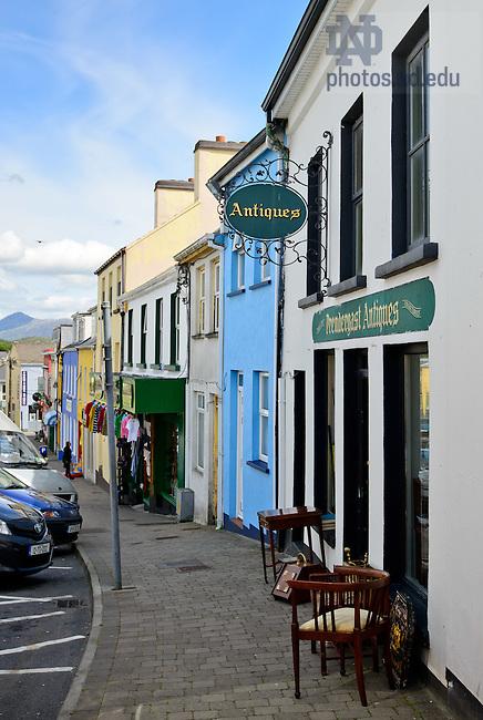 June 10, 2012; Clifden, Ireland..Photo by Matt Cashore/University of Notre Dame