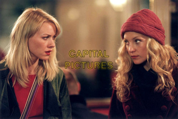 NAOMI WATTS & KATE HUDSON.in Le Divorce.Filmstill - Editorial Use Only.Ref: FB.www.capitalpictures.com.sales@capitalpictures.com.Supplied by Capital Pictures