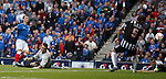 David Templeton scores on his debut for Rangers